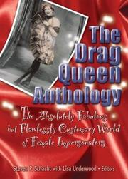 Cover of: The Drag Queen Anthology |
