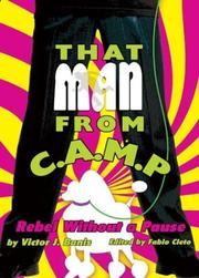 Cover of: That man from C.A.M.P. | Victor J. Banis