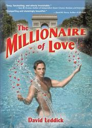 Cover of: The millionaire of love
