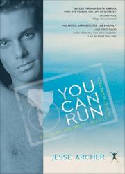 Cover of: You Can Run | Jesse Archer