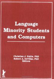 Cover of: Language minority students and computers