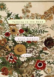 Cover of: Talking to the dead: A Novel