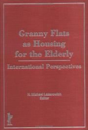 Cover of: Granny Flats As Housing for the Elderly