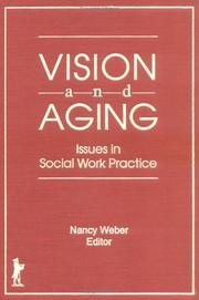 Cover of: Vision and Aging