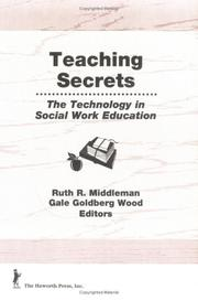 Cover of: Teaching Secrets |
