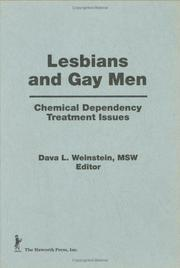 Cover of: Lesbians and gay men |