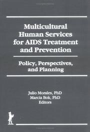 Cover of: Multicultural Human Services for AIDS Treatment And Prevention