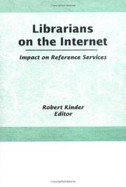Cover of: Librarians on the Internet