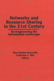 Networks and resource sharing in the 21st Century