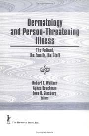 Cover of: Dermatology and person-threatening illness |