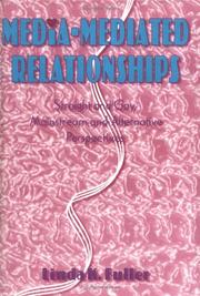 Cover of: Media-Mediated Relationships