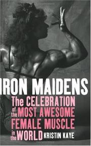 Cover of: Iron Maidens