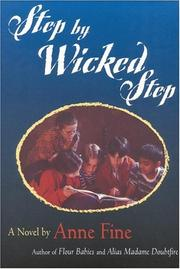 Cover of: Step by Wicked Step