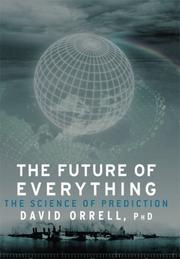 Cover of: The future of everything