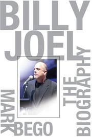 Cover of: Billy Joel
