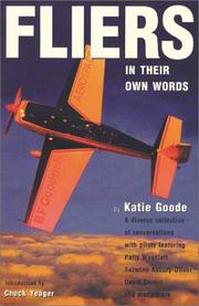 Cover of: Fliers in Their Own Words