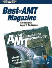 Cover of: The Best of Amt Magazine