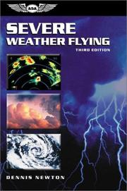 Severe weather flying by Dennis W. Newton