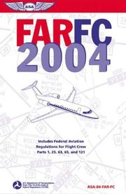 Cover of: FAR/FC 2004