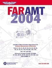 Cover of: FAR-AMT 2004