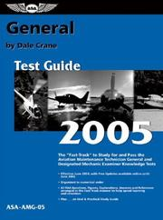 Cover of: General Test Guide 2005 | Dale Crane