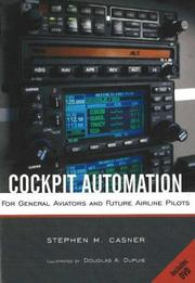 Cover of: Cockpit Automation