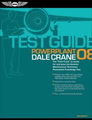 Cover of: Powerplant Test Guide 2008 | United States Federal Aviation Administration