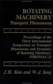 Cover of: Rotating Machinery