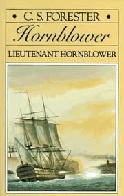 Cover of: Lieutenant Hornblower
