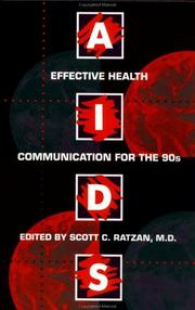 Cover of: Aids: Effective Health Communication For The 90s