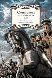 Cover of: Commodore Hornblower (Hornblower, 9)