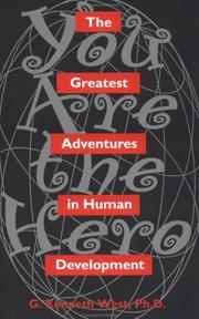 Cover of: The greatest adventures in human development