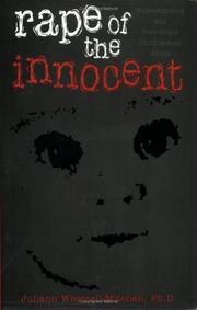 Cover of: Rape Of The Innocent