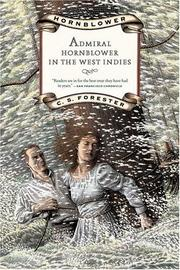Cover of: Admiral Hornblower in the West Indies