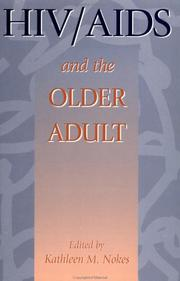 Cover of: HIV & AIDS And The Older Adult