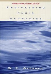 Cover of: Engineering Fluid Mechanics