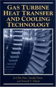 Cover of: Gas Turbine Heat Transfer and Cooling Technology