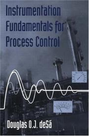 Cover of: Instrumentation Fundamentals for Process Control
