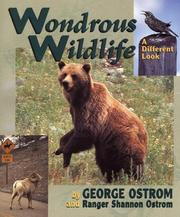 Cover of: Wondrous wildlife