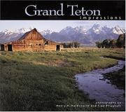 Grand Teton Impressions by