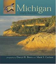 Cover of: Michigan Simply Beautiful |