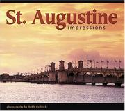 Cover of: St. Augustine Impressions