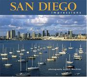 Cover of: San Diego Impressions