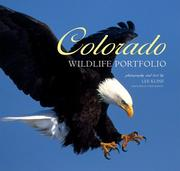 Cover of: Colorado Wildlife Portfolio