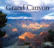 Cover of: Grand Canyon Impressions