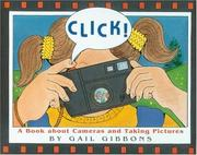 Cover of: Click!: a book about cameras and taking pictures