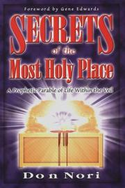 Cover of: Secrets of the most holy place