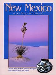 Cover of: New Mexico on my mind. |