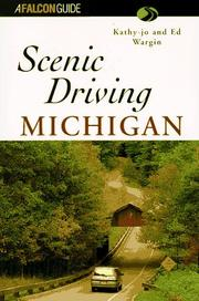 Cover of: Scenic driving Michigan