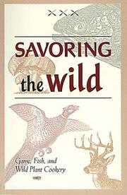Cover of: Savoring the Wild